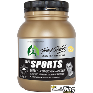 Sports Protein 1.5kg by Tony Sfeirs Designer Physique