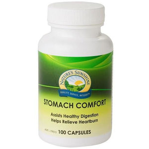Stomach Comfort 100 Capsules by Natures Sunshine