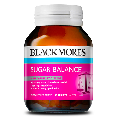 Sugar Balance Tablets by Blackmores