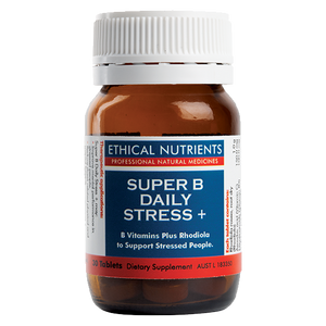 Super B Daily Stress + 30 Tablets by Ethical Nutrients