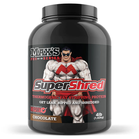 Image of Super Shred 1.82kg (4lb) by Maxs