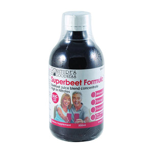 Superbeet Formula Beetroot Juice Blend by Natures Goodness