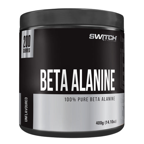 100% Pure Beta Alanine by Switch Nutrition
