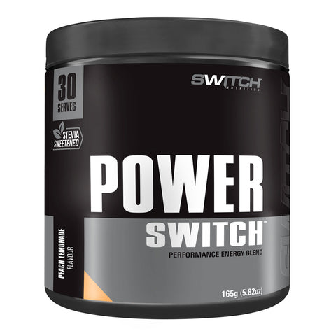 Power Switch by Switch Nutrition