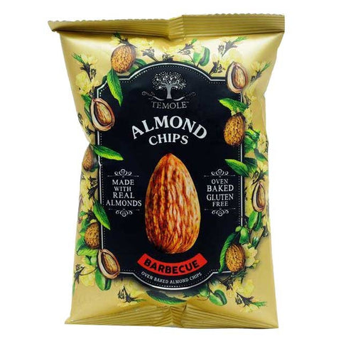 Temole Oven Baked Almond Chips