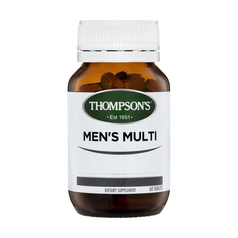 Mens Multi Tablets by Thompsons