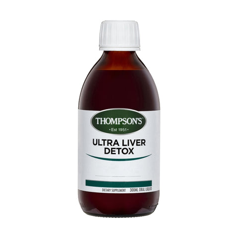 Thompsons Ultra Liver Detox Liquid