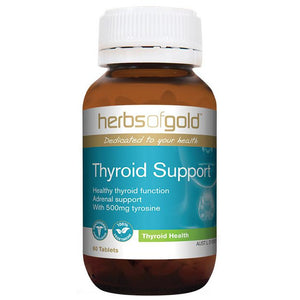 Thyroid Support by Herbs of Gold