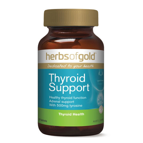 Image of Thyroid Support by Herbs of Gold
