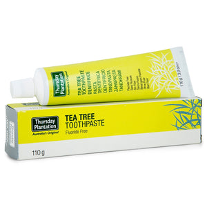 Tea Tree Toothpaste 110g by Thursday Plantation