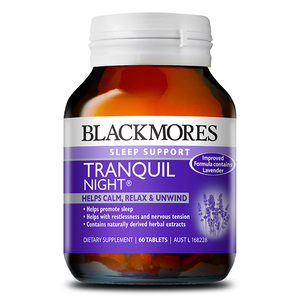 Tranquil Night Tablets by Blackmores