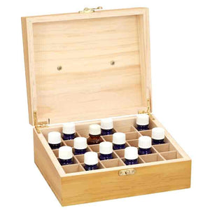 Executive Essential Oil Storage Box by Aromamatic Products