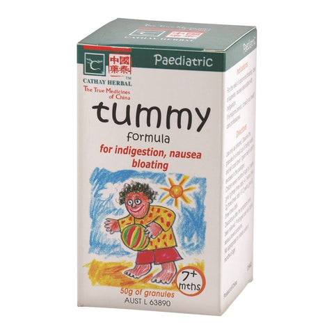 Paediatric Tummy Formula 50g by Cathay Herbal