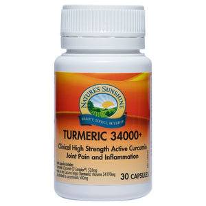 Turmeric 34000 Plus by Natures Sunshine