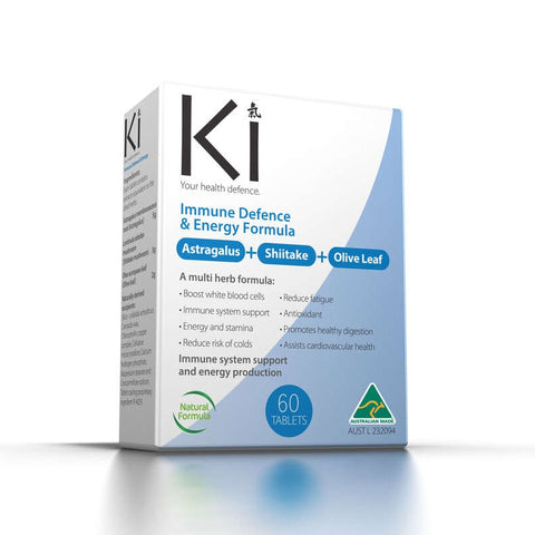 Ki Immune Defence & Energy 30 Tablets by Martin & Pleasance