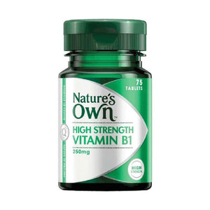 Vitamin B1 250mg Tablets by Natures Own