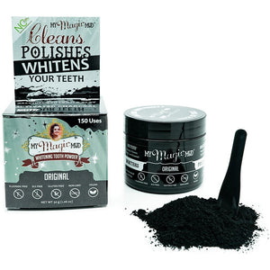 My Magic Mud Whitening Tooth Powder with Activated Charcoa