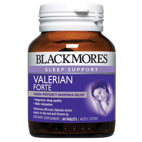 Valerian Forte 60 Tablets by Blackmores