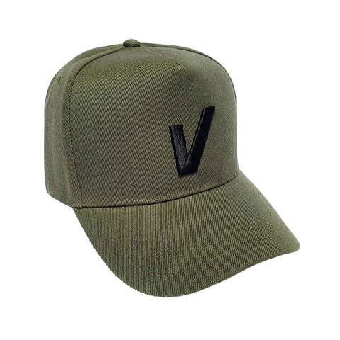 Snapback Hat (A-Frame) by Vantage Strength