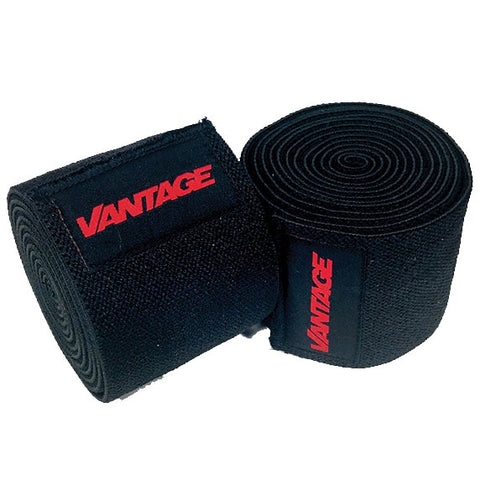 Vantage Knee Wraps - Maximum Leg Day Support