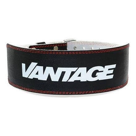 Vantage Leather Weight Lifting Belt