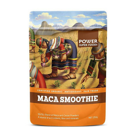 Maca Smoothie Blend 250g by Power Super Foods