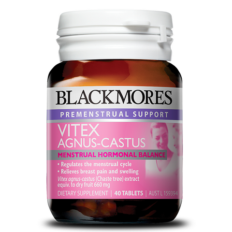 Vitex Agnus Castus Tablets by Blackmores