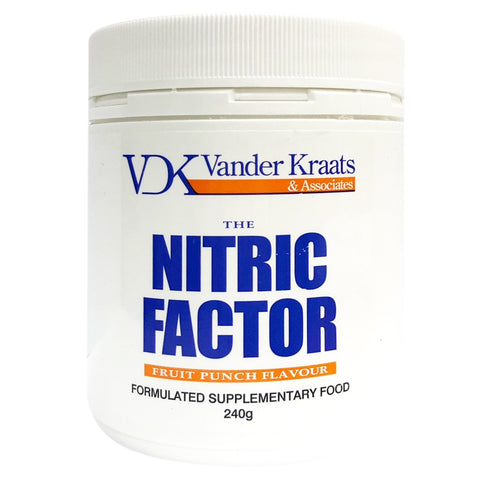 The Nitric Factor 207g - Vander Kraats