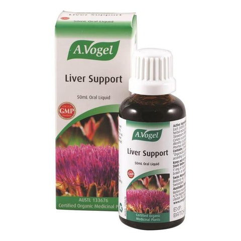 Liver Support by Vogel