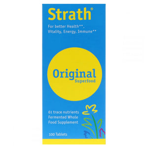 Strath (Bio-Strath) Tablets by Vogel