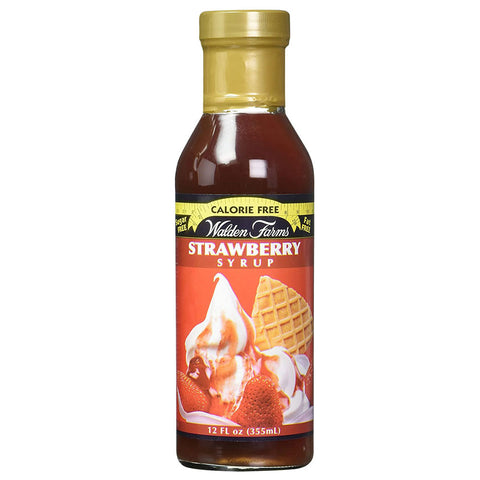 Flavoured Syrup by Walden Farms
