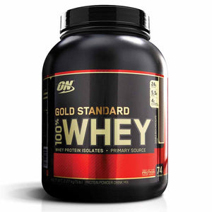 100% Whey Gold Standard 5lb by Optimum Nutrition