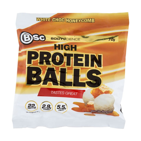 Image of BSc High Protein Balls 70g