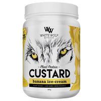 Plant Protein Custard by White Wolf Nutrition