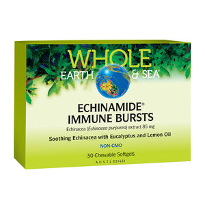 Echinamide Immune Bursts by Whole Earth & Sea