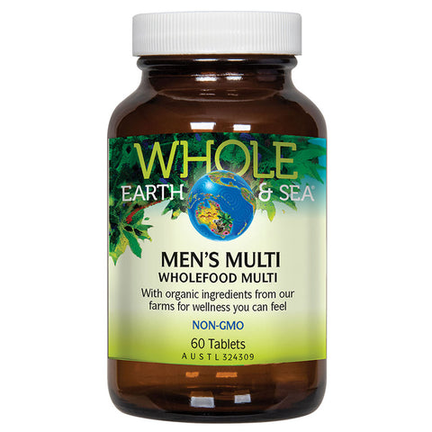 Men's Multi by Whole Earth & Sea