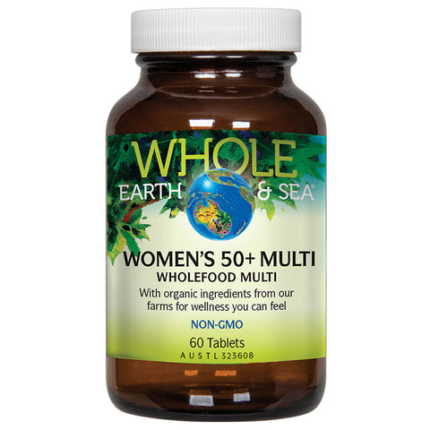 Women's 50+ Multi by Whole Earth & Sea