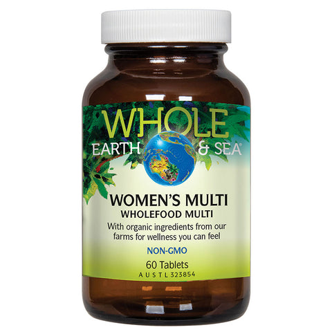 Women's Multi by Whole Earth & Sea