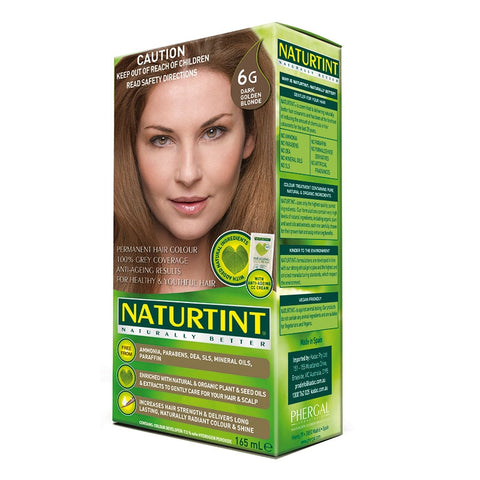 Image of Permanent Hair Colour by NaturTint
