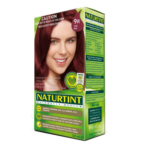 Permanent Hair Colour by NaturTint