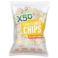 Cauliflower Chips by Green Tea X50