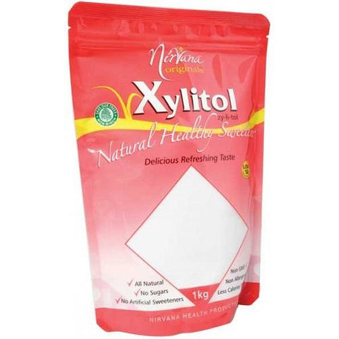 Xylitol Powder 1kg by Nirvana Health Products