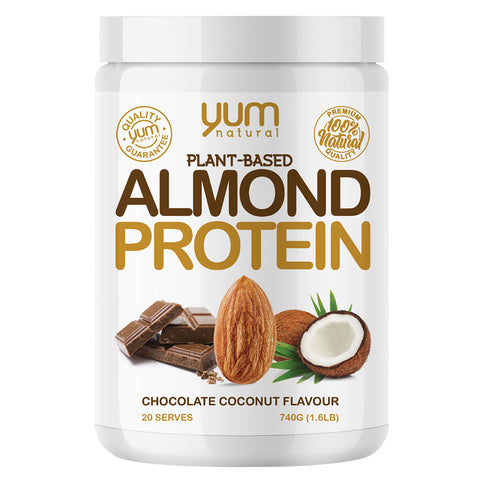 Almond Protein by Yum Natural