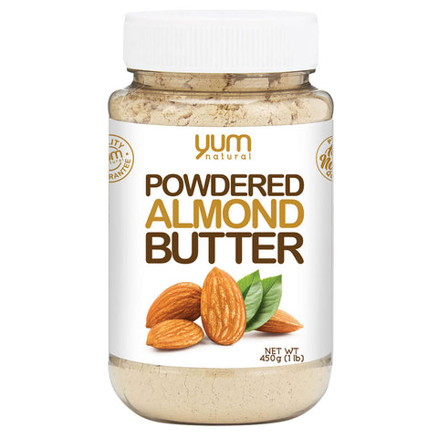 Powdered Almond Butter by Yum Natural