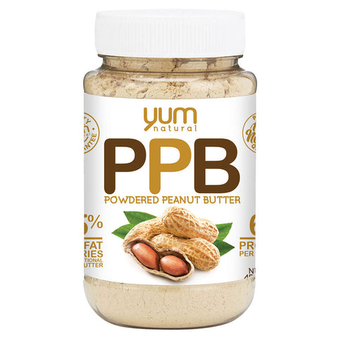 PPB (Powdered Peanut Butter) by Yum Natural