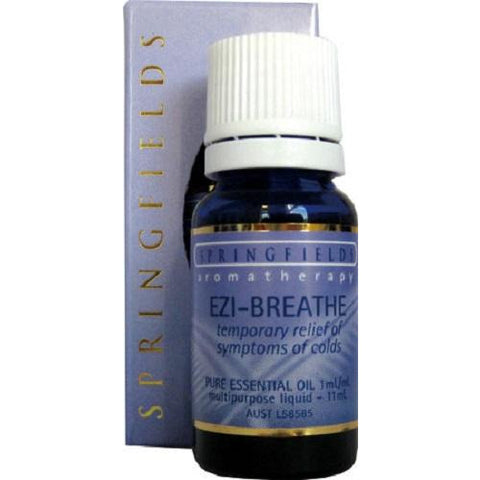 Image of Ezi-Breathe Aromatherapy Blend by Springfields