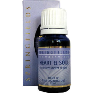 Heart and Soul Aromatherapy Blend by Springfields