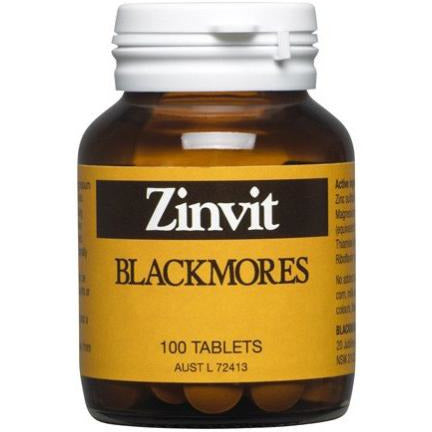 Zinvit 220mg Tablets by Blackmores