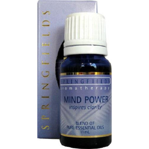 Image of Mind Power Aromatherapy Blend by Springfields