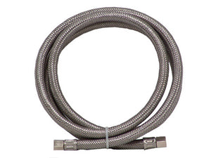 41033 5' Stainless Steel Ice Maker Supply Line